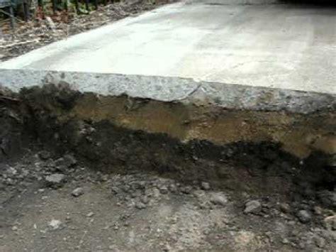 why do concrete driveways concrete vs paver