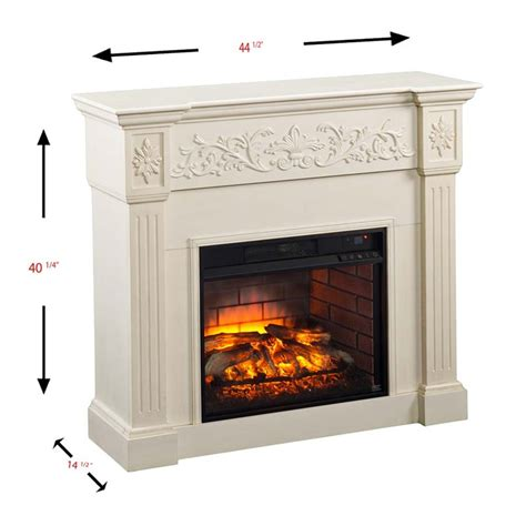 southern enterprises electric fireplaces southern enterprises calvert carved electric fireplace in