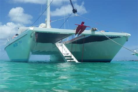 boat rental in puerto rico luxury boat rentals fajardo pr custom catamaran 1995
