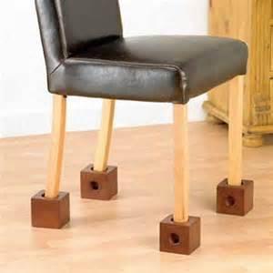 r 233 hausseur de chaise cubes en bois pour chaises