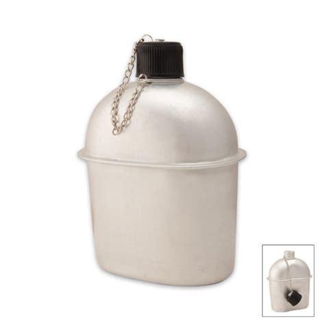 hydration kennesaw g i style aluminum canteen kennesaw cutlery