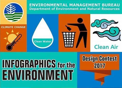 design community environment inc emb denr announces quot infographics for the environment