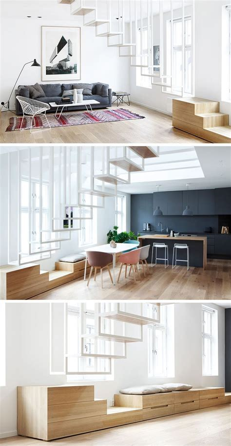 13 stair design ideas for small spaces contemporist best 25 lights for stairs ideas on pinterest