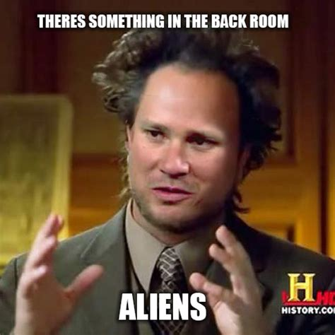 High Alien Meme - blink 182 enema of the state 15 year anniversary