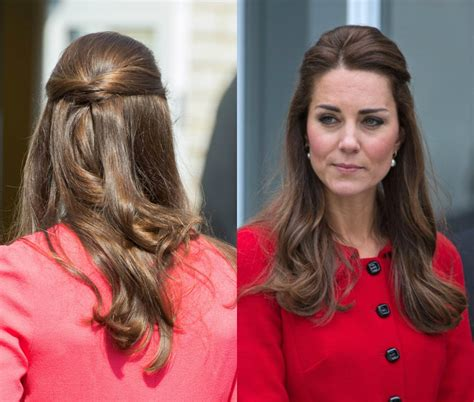 Kate Middleton Hairstyles by Royal Chic In Kate Middleton Hairstyles 2017 Hairdrome