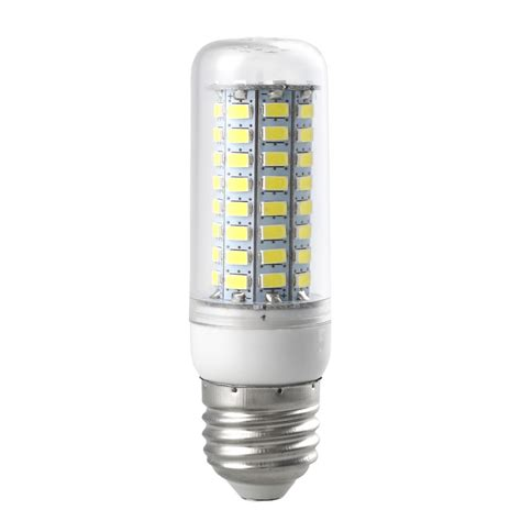 110v Led Light Bulb 110v 16w Corn 72 Led Bulb Home Bedroom Lighting Bright Light White Ebay