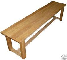Dining Table Bench Length 1000 Images About Oak And Walnut Tables On