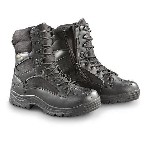 mens black tactical boots s guide gear 174 tactical boots black 175245 combat