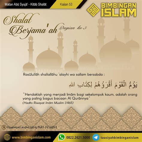 Jadikan Shalat Penolongmu gambar elsya mayori words wisdom alquran hadits album