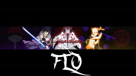 boruto yt naruto shippuden v4 anime banner template 33 by flo