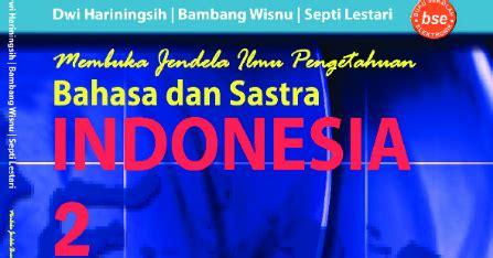 Intisari Sastra Indonesia Utk Smp Dan Sma buku siswa ktsp smp dan mts kelas 8 bahasa dan