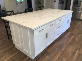Full Kitchen Cabinets white shaker full overlay kitchen cabinets with quartz
