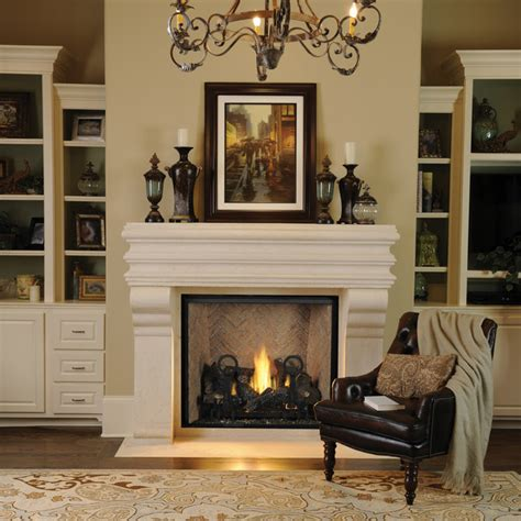 Traditional Gas Fireplaces by Drt6300 Traditional Gas Fireplace By Superior