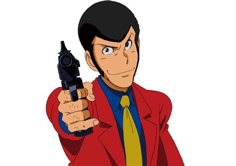 lupin the third lupin iii arsene my anime shelf