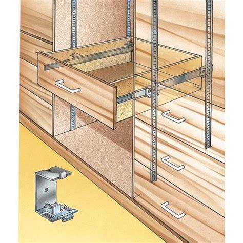 Drawer Slides Accuride Shelf Standard Slide Brackets Set