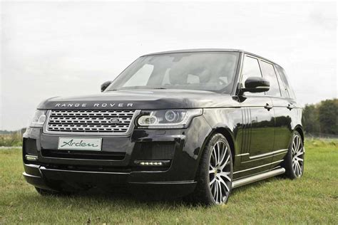 land rover range rover sport 2014 2014 land rover range rover sport by arden review top speed