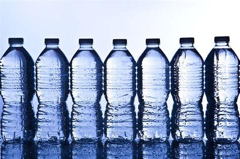does bottled water a shelf