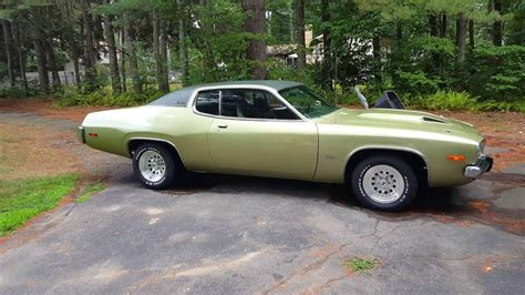 plymouth satellite 1973 1973 plymouth satellite sebring plus 400