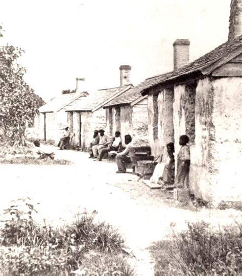 Colonial House Pbs by Africans In America Part 4 Slave Quarters On St Georges