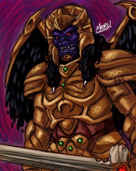 Goldar A hu 61 goldar by seanrm on deviantart