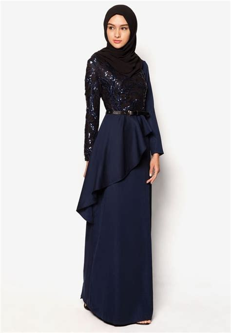 Kebaya Modern Terkini koleksi model kebaya modern khusus untuk wanita berhijab
