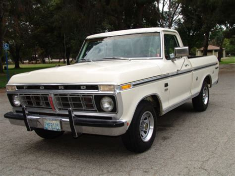 1976 Ford F100 by 1976 Ford F100 Ranger Bed For Sale Photos