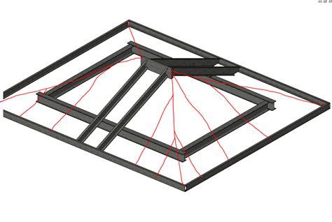 Hip Framing Revitcity Hip Roof Framed Details Revit Arch 2013