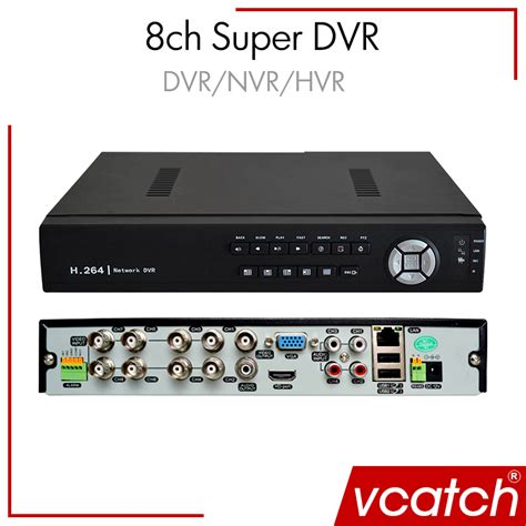 Dvr 8 Channel Real 1080p Jovision vcatch cctv dvr 8 channel onvif 8ch 1080n h 264 ahd digital recorder system 1080p