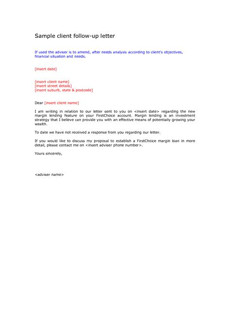 email format to client after meeting best photos of sle follow up letter after meeting