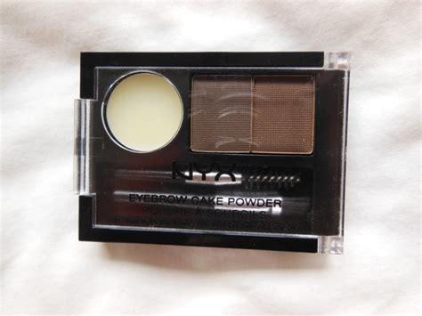 New Nyx Eyebrow Cake Powder nyx eyebrow cake powder 02 brown brown 800897123888 ebay