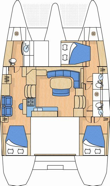 cabin layouts 17 best images about catamaran layouts on