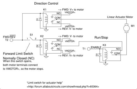 limit switch for actuator help