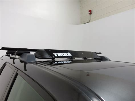 Roof Rack Toyota Venza by Toyota Venza Roof Rack Thule