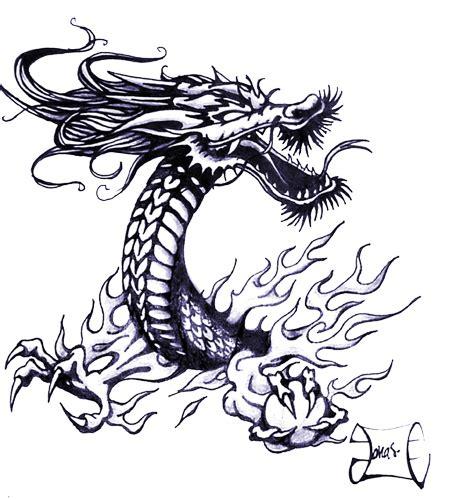 tattoo flash dragon dragon ball tattoo