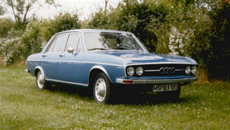 Audi Ls 100 audi 100 ls specifications and technical data