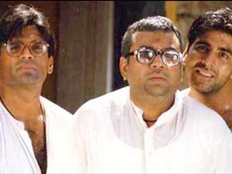 comedy film of paresh rawal best comedy scenes from movie hera pheri akshay kumar