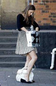 Diana Flatshoes Black kate middleton leaving chelsea flat on church