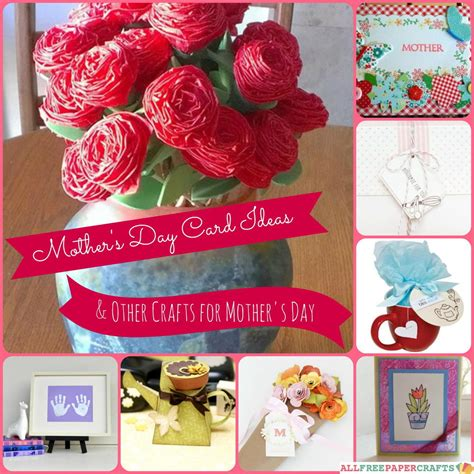 mothers day 2017 ideas 24 mother s day card ideas and other crafts for mother s