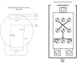 baldor 1 5 hp wiring diagram single phase capacitor motor wiring diagrams wiring diagrams