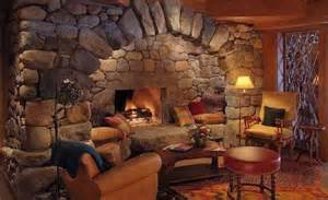 Pre Built Outdoor Fireplaces - warm up your home with a stone fireplace goldfordgardens