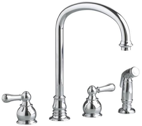 American Standard Hampton Kitchen Faucet by American Standard Hampton Kitchen Faucet