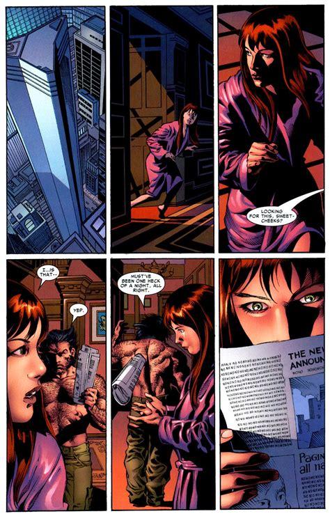 flashback  time tony stark  mary jane   affair spider man comic vine