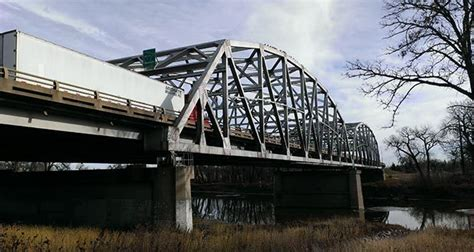 Grand River Detox by Historic Hwy 2 Bridge River Up For Rehab