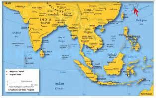 North Korea On World Map by Maps World Map North Korea