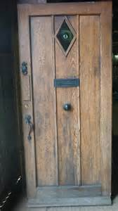 Front Doors Sale Salvoweb 1930 S Oak Front Door And Frame Arts And Crafts Style