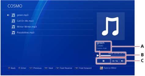 exfat format on ps3 music guide information library