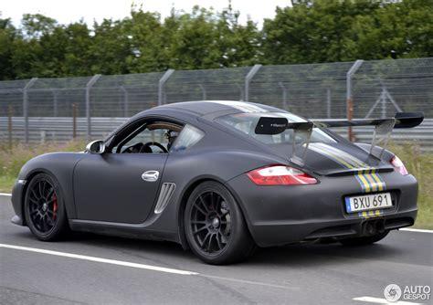 Porsche Rennsport by Porsche Rennsport Cayman Gt 15 September 2015 Autogespot