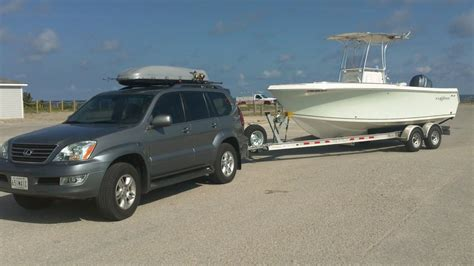 towing with a gx470 club lexus forums