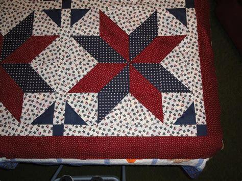 Missouri Patchwork - big quilt as shown on missouri