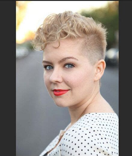 show ladies hair cut real short on the sides of their head 35 very short hairstyles for women pretty designs